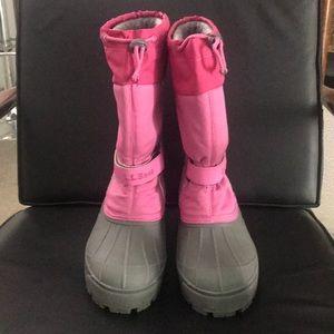 LL Bean Winter Waterproof  Boots Size 5